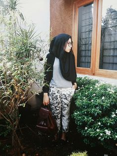 Get Up,Survive,Go Back To The Bed: Daily Hijab Style