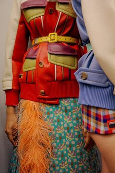 Backstage at Prada SS17 MFW Dazed (scheduled via http://www.tailwindapp.com?utm_source=pinterest&utm_medium=twpin&utm_content=post160586131&utm_campaign=scheduler_attribution)
