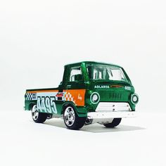 Best of Matchbox - Dodge A100 Truck #diecast #diecastphotography #hwc #mbx #matchbox #dodge #dodgea100 #toycrew #toypics #LaLD #liveandletdiecast #fromthepegs