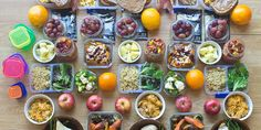 Make this Winter Comfort Foods Meal Prep for the 2100-2300 Calories Level