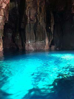 Amazing Sardinia. San Pietro island grottos. Carloforte