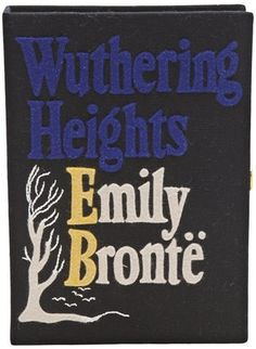 Olympia Le-Tan - Wuthering Heights clutch