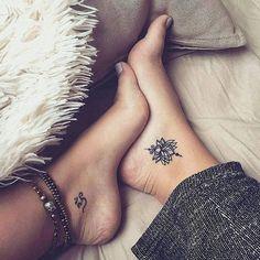 2,309 отметок «Нравится», 14 комментариев — INKEDFET INSPIRATION TATTOOS (@inkedfet) в Instagram: «Lotus or Ohm? Or both? • Follow ☛ @caviartattoos Also Follow ☛ @inkedfet ☛ @inspiration.tatts…»