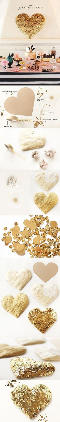 DIY Wedding Ideas – 5 Simple and Fun Glitter DIY Crafts | http://www.deerpearlflowers.com/diy-wedding-ideas-5-simple-fun-glitter-diy-crafts/