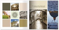 Fantastic new custom photo book service with beautiful results! It auto-imports all your photos chronologically making it easy,  or lets you customize it as much as you want.