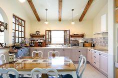 아내의 건강 회복을 위해 지은 천안 프로방스 주택 : 네이버 포스트 Architecture, Table, Furniture, Home Decor, Interior Designing, Arquitetura, Decoration Home, Room Decor, Tables