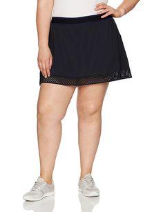 9e4eb8fdf22 SHAPE activewear Women s Plus Size Match Skirt at Amazon Women s Clothing  store  Plus Size Women