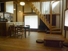 gassan_07 Stairs, Kitchen, Home Decor, Stairway, Cooking, Decoration Home, Staircases, Room Decor, Stairways