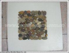pebble mesh tile