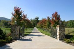 driveway entrances | sheelahclarkson.com