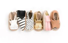 Soft Sole Sandals from Pretty Brave | It's My Party! | Little Gatherer