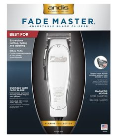 ANDIS: Fade Master® Adjustable Blade Clipper