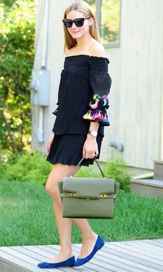 The Olivia Palermo Lookbook : Olivia Palermo Out and About