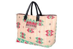 Love these Kantha bags