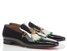 Image detail for -Christian Louboutin Mens Mikaraja Flat Shoes