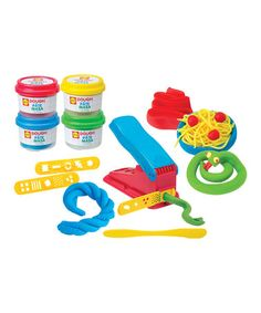 Look at this #zulilyfind! Squeeze & Sculpt Dough Machine #zulilyfinds