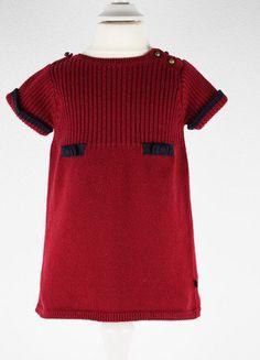 Kaufe meinen Artikel bei #Mamikreisel http://www.mamikreisel.de/kleidung-fur-madchen/lange-kleider/31290379-jacadi-paris-strickkleid-kleid-cashmere-sockchen-gr86-18m