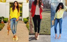 combinaciones de ropa para mujer - Buscar con Google