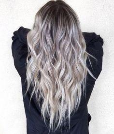 Imagem de hair, beauty, and fashion