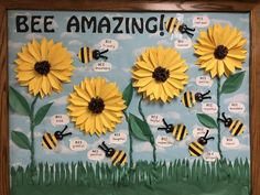 182 best Spring Bulletin boards images Board ideas, Sunflower Template for Bulle. - Spring bulletin boards - 182 best Spring Bulletin boards images Board ideas, Sunflower Template for Bulletin Boards Sunflower Bulletin Board, Summer Bulletin Boards, Christmas Bulletin Boards, Interactive Bulletin Boards, Preschool Bulletin Boards, Classroom Bulletin Boards, Classroom Door, March Bulletin Board Ideas, Preschool Classroom