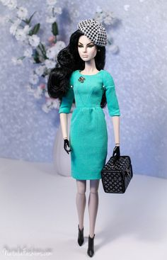 https://flic.kr/p/WVqzF5 | Agnes Reviera Drama | In Poppy Parker Bonjour Mademoiselle outfit myworld.ebay.com/natalia_fashions