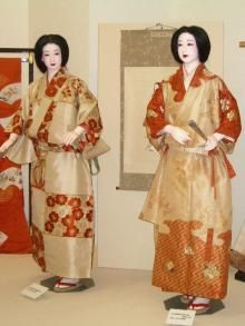 今日から「日本女性の時代装束展」開催!』   装束, 女性, 時代祭り