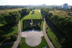 Irrgarten und Labyrinth, Gärten der Welt by Gruppe F Landschaftsarchitekten