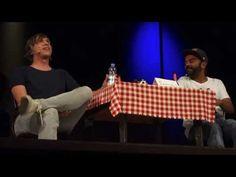 "Simon Pearce, Basti Campmann (Kasalla) - ""Stadt met K"" @Volksbühne Rudol..."