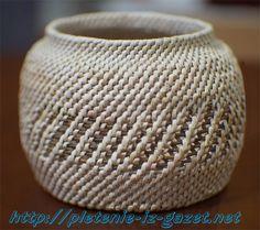 плетение из корня