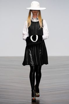 KTZ Fall 2013 Ready-to-Wear Collection Slideshow on Style.com