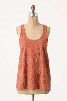 Daphne Crown Tank from Anthropologie - $78.00