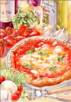 Mari Hayashi, Pizza Margarita