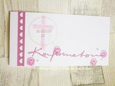 Stempelfix Karte zur Konfirmation, Stampin Up!, Alexandra Renke