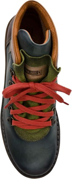 Pikolinos Uruguay 9437 Women's Hiking Boot (Zafiro/Cuero)