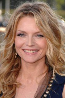 Michelle Pfeiffer - Cecile Laveau Perrin (Described as 50 yrs old, tall and slender, with fine bones and pale blue eyes, the color of a new opened lobelia, golden hair.)