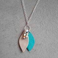 polymerclay necklace