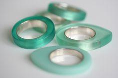 resin jewellery - Julie Kirk Jewellery