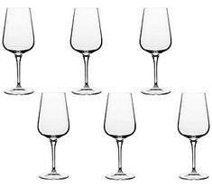 Luigi Bormioli 11.75-oz Intenso White Wine Glasses - Set of 6