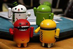 awesome Little android figurines