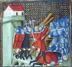 Manuscript: Morgan M.804 Chroniques Dating: 1412-1415 From: Paris, France