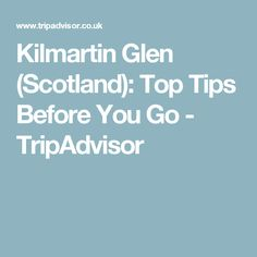 Kilmartin Glen (Scotland): Top Tips Before You Go - TripAdvisor