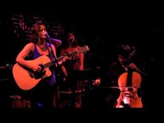 """""""Waste The Night"""" - written and performed by Carrie Manolakos. Joe's Pub. 8.30.10"""