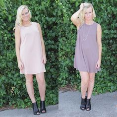 Grab one of these jersey dresses online today!  #newarrivals #jerseymaterial #necessity #basics #layering