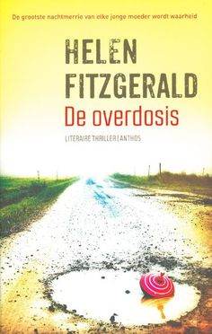 The Dutch language edition of Helen FitzGerald's 'The Cry', which we have just received from Ambo Anthos publishers in Amsterdam.