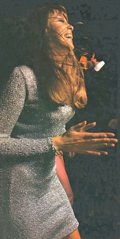Photo of Pattie dancing with Paul McCartney in the background is from Look magazine, September 20, 1966.