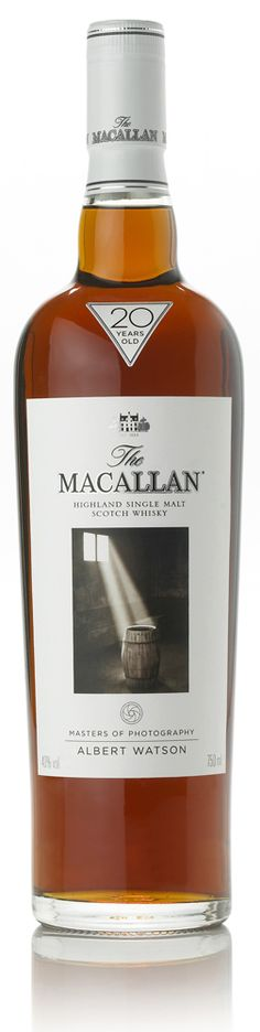 The Macallan Masters of Photography: Albert Watson Edition; 20 year