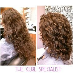 At The Curl Specialist, we utilize the highest quality products and industry leading techniques to offer premium services including Certified Hair Cutting Techniques, Keratin Defrizzing Treatments and Hair-Colouring services. Our philosophy is to listen and educate our guests, sharing Ouidad's curly hair techniques to enable you to embrace and adore your curls. An environment dedicated exclusively to curls!