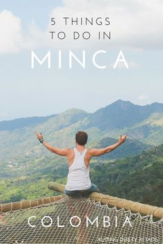 Five things to do in Minca, Colombia