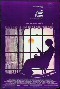 "Director Steven Spielberg's ""The Color Purple""."