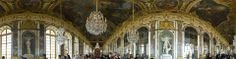 Gallery: Virtual Tours of The Palace of Versailles.    Worth looking at, be sure to watch all of the virtual tours on this site.